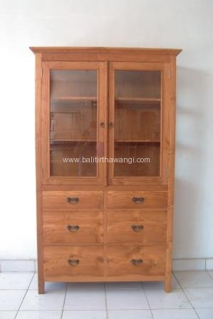 Cupboard - 6 drawers<br>TK0001