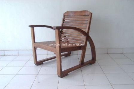 Chairs - curved handle<br>TK0002
