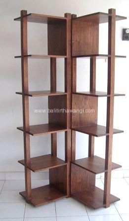 Bookcase - Corner<br>TK0008