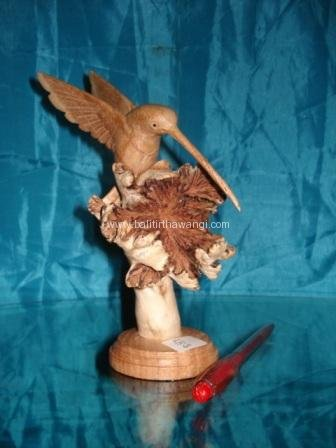 Bird Parasit Wood<br>TW0283
