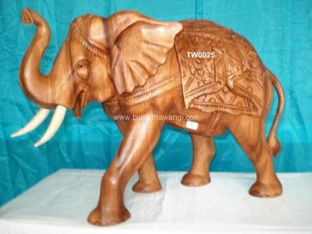 Elephant Carving<br>TW0025
