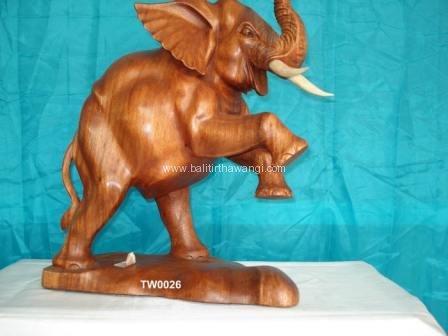 Standing Elephant<br>TW0026