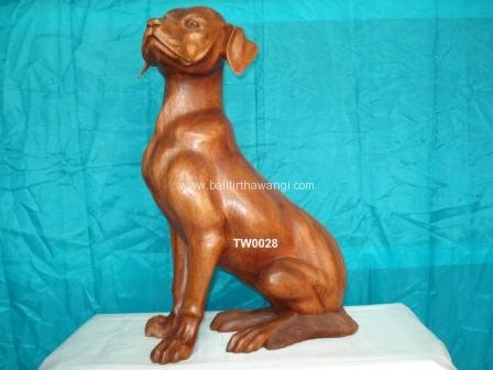Sitting Dog<br>TW0028