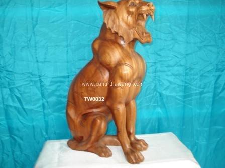 Sitting Tiger<br>TW0032