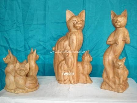 Cat family, Cat with Baby<br>TW0038