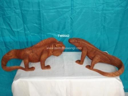 Iguana, Comodo Dragon<br>TW0042