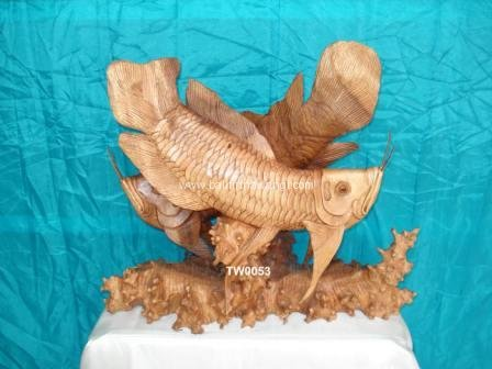 Arowana Fish<br>TW0053