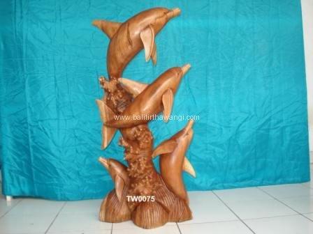 Three Dolphins<br>TW0075