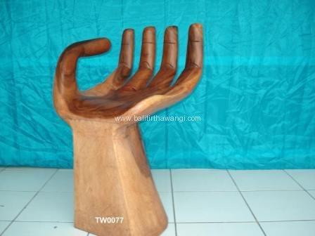 Hand Chairs (Medium)<br>TW0077