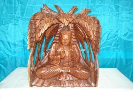 Budha in Banyan tree<br>TW0084