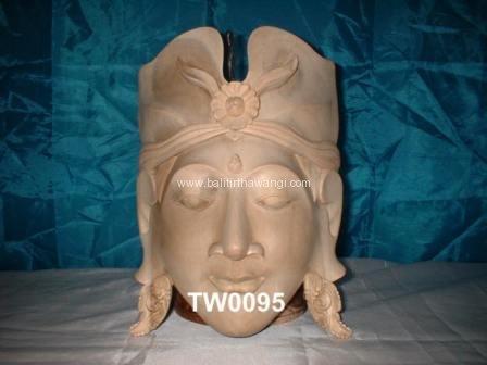 Balinese Man Mask<br>TW0095