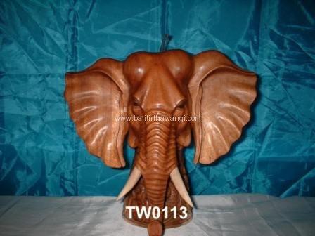 Elephant Mask<br>TW0113