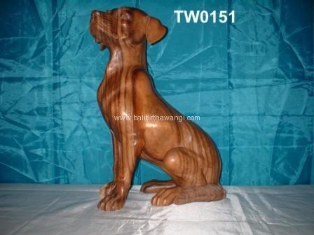 Sitting Dog<br>TW0151
