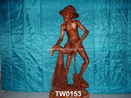 Fishing Net Round<br>TW0153