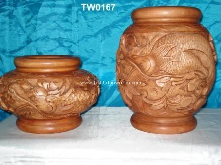 Carving Vase<br>TW0167