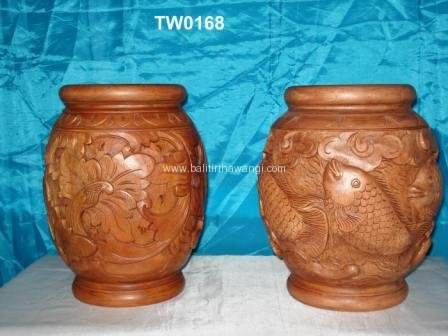 Carving Vase<br>TW0168