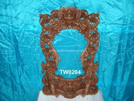Dragon Frame Mirror<br>TW0204