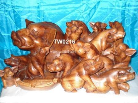 Pig Family<br>TW0216