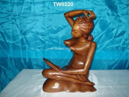 Women with mirror<br>TW0220