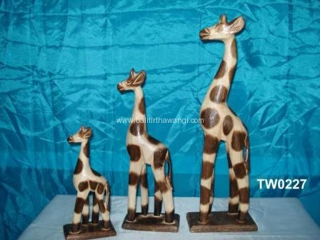 Giraffe Color set<br>TW0227