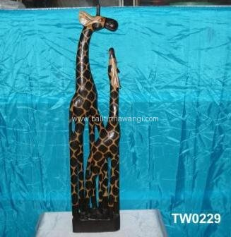 Giraffe Color double<br>TW0229