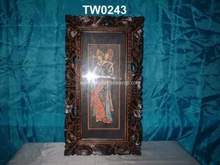 20 x 40 cm frame<br>TW0243