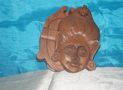Secret box - Budha face<br>TW0370