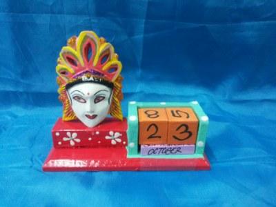 Janger Mask Calendar<br>TW0384
