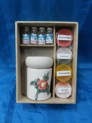 Candle aroma teraphy<br>TW0387