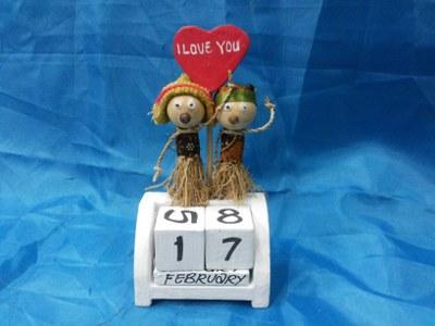 Couple calendar<br>TW0403