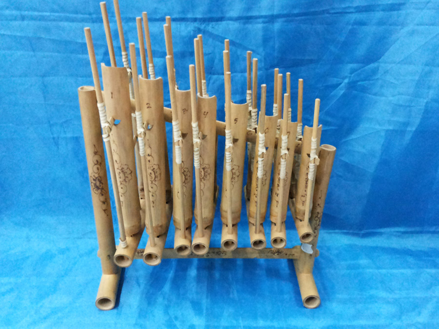Angklung Music<br>TW0419