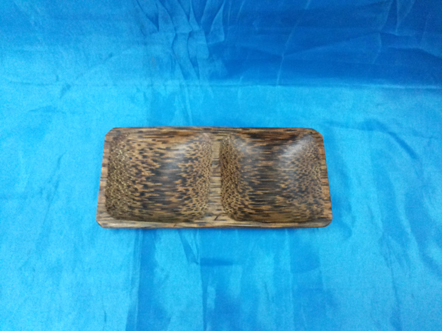 Coconut Plate Double<br>TW0431