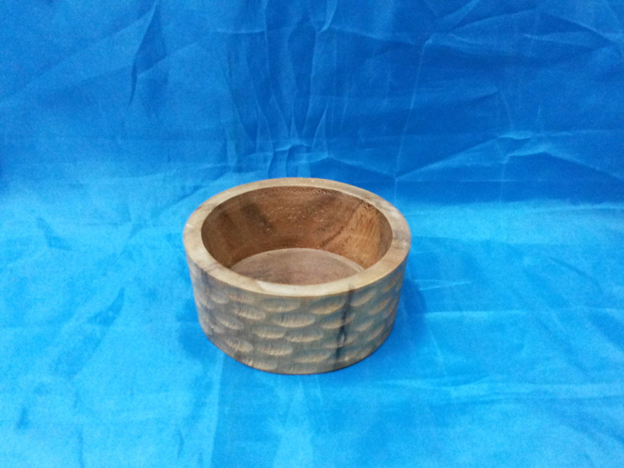 Wooden Bowl<br>TW0444