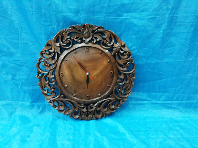 Clock Carving<br>TW0455