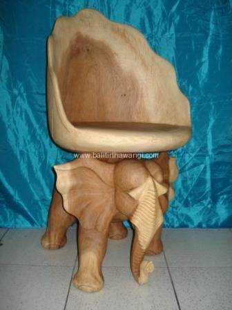 Elephant Chairs (New)<br>TW0259