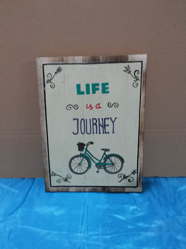 Life is a journey<br>WS007