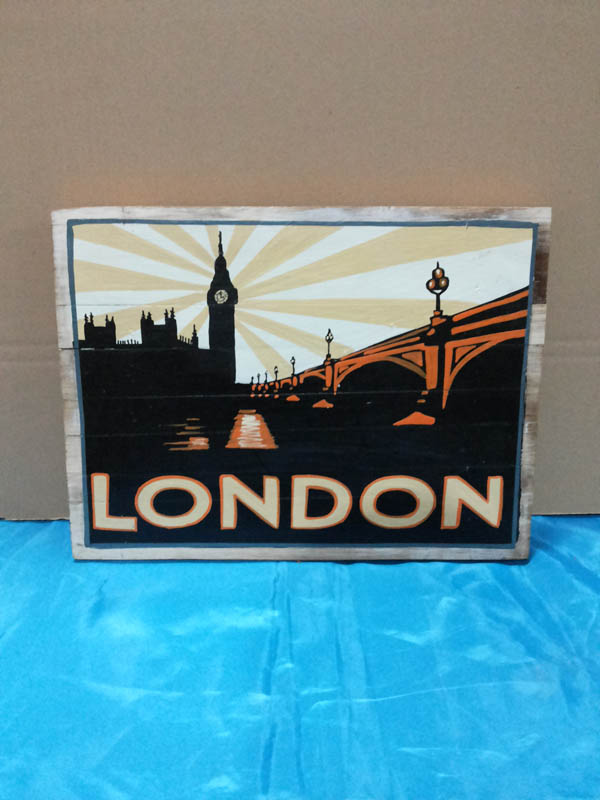 London<br>WS008