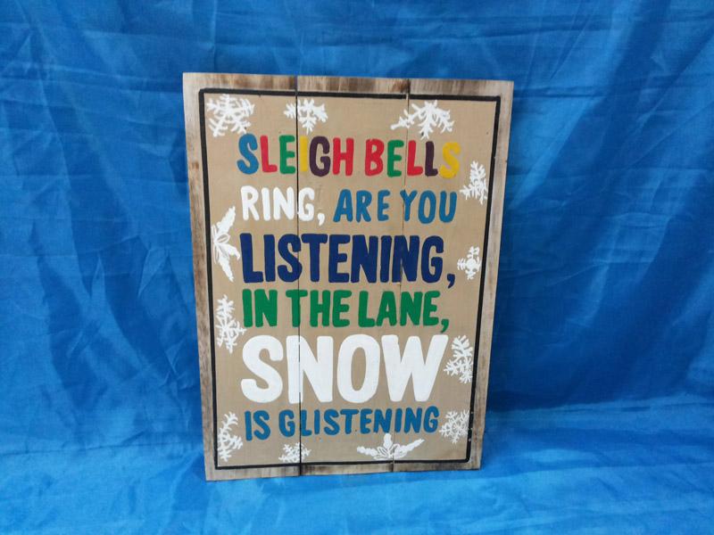 Sleigh bells ring<br>WS015