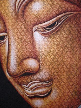 Budha Head<br>MR001