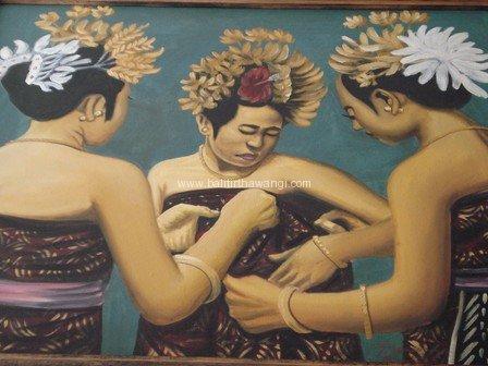Balinese Dressing<br>MR016
