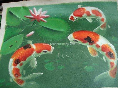 Koi Fish<br>MR018