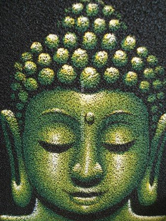 Budha Head<br>MR030