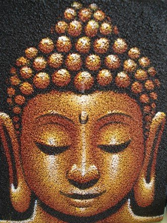 Budha Head<br>MR031