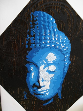 Budha Head<br>MR032