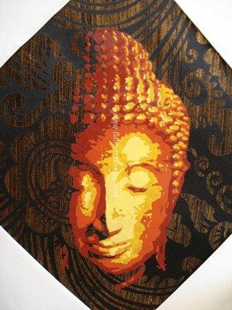 Budha Head<br>MR033