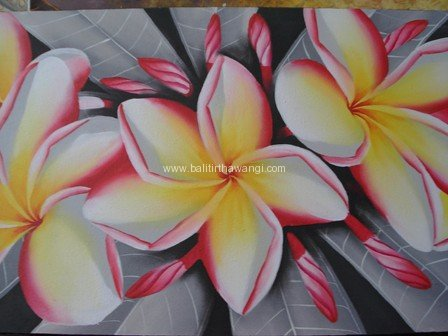Frangipani Flower<br>MR054