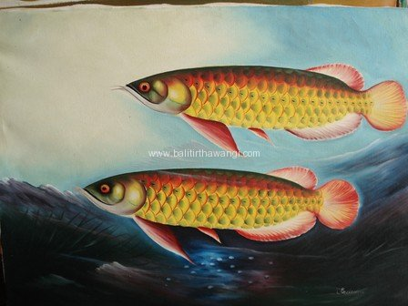 Arowana Fish<br>MR100